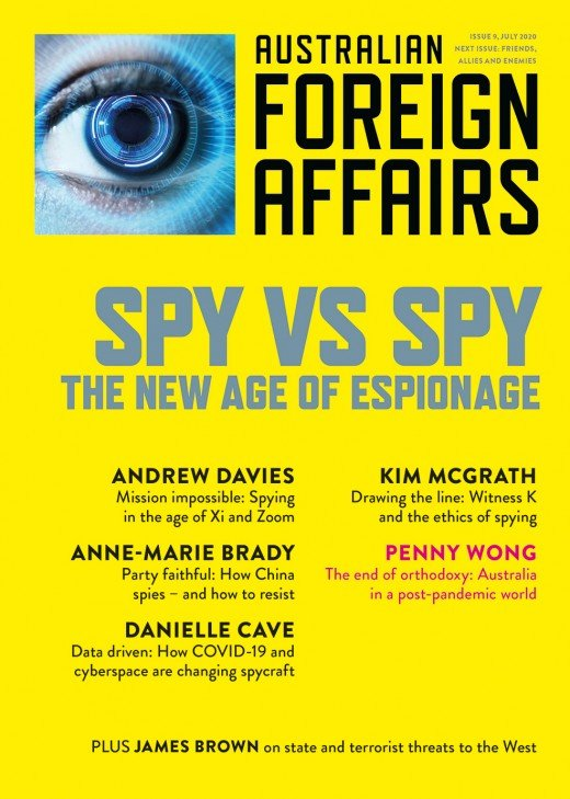 Spy vs Spy: The New Age of Espionage