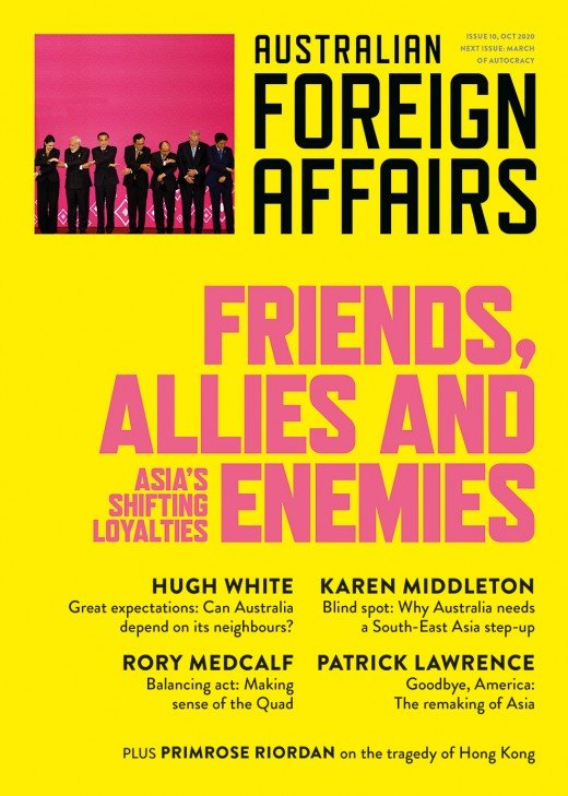 Friends, Allies and Enemies