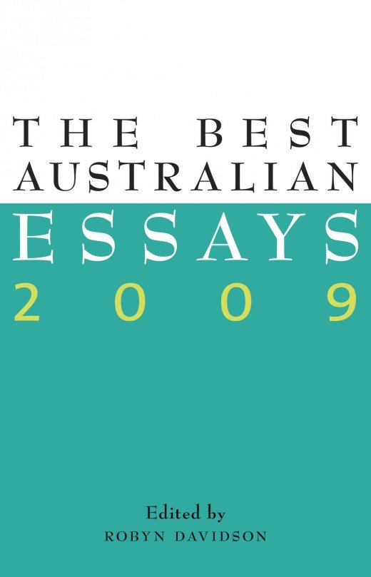The Best Australian Essays 2009