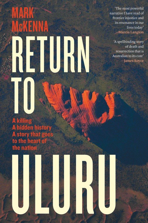 Return to Uluru
