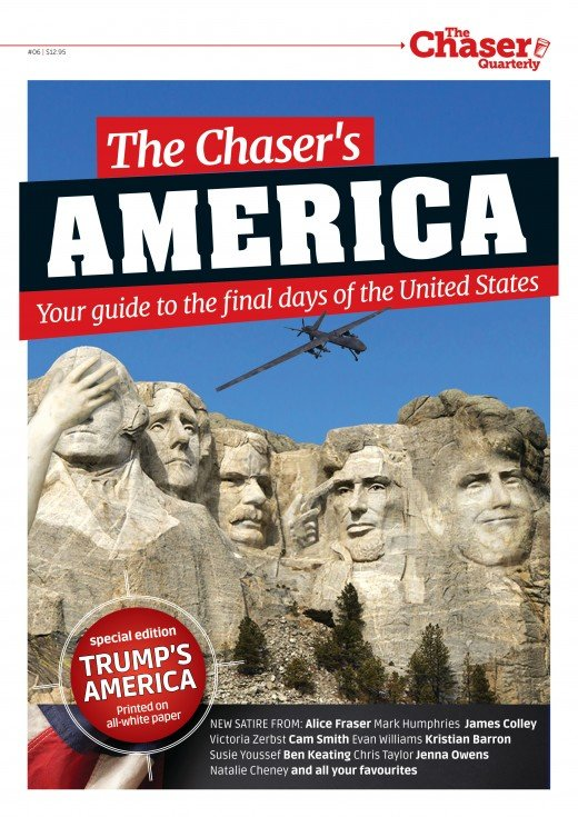 The Chaser's America