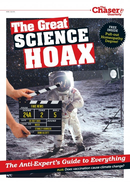 The Great Science Hoax