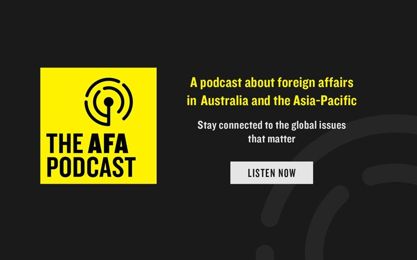 The AFA Podcast Launches