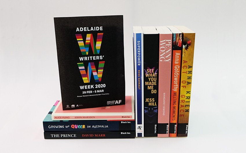 Adelaide Writers' Week program announced