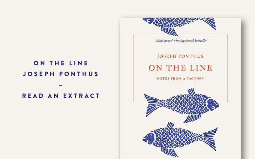 Read an extract: On the Line