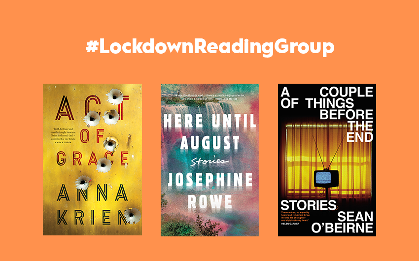Listen to your favourite books with #LockdownReadingGroup